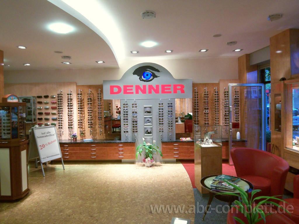 Ansicht des Geschäfts: Optiker Denner, Berlin / Zehlendorf, Foto 6