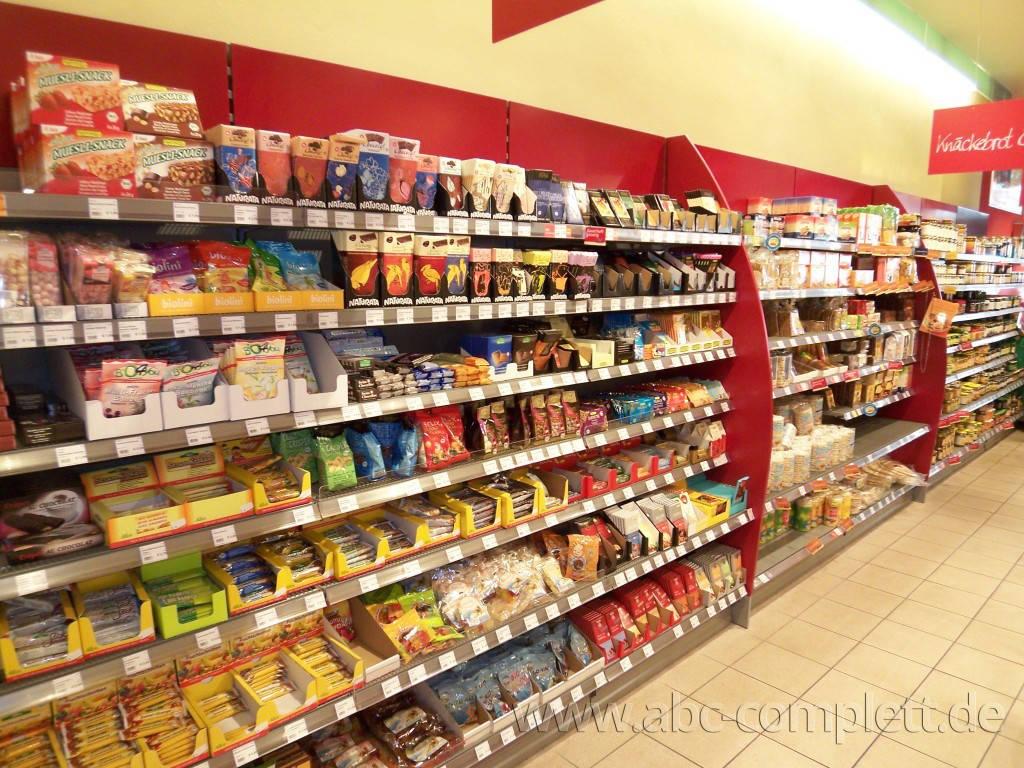 Ansicht des Geschäfts: ViV BioFrischeMarkt, lt. Referenzen Bio Supermarkt, Berlin / diverse, Foto 10