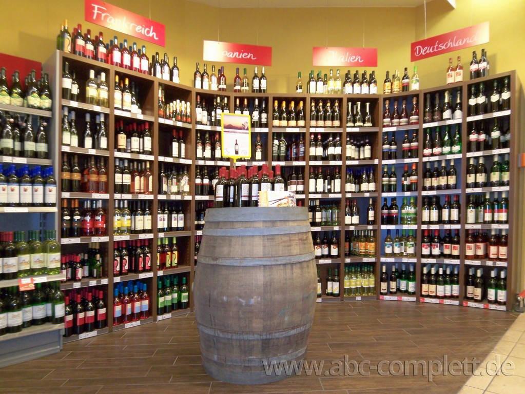 Ansicht des Geschäfts: ViV BioFrischeMarkt, lt. Referenzen Bio Supermarkt, Berlin / diverse, Foto 12