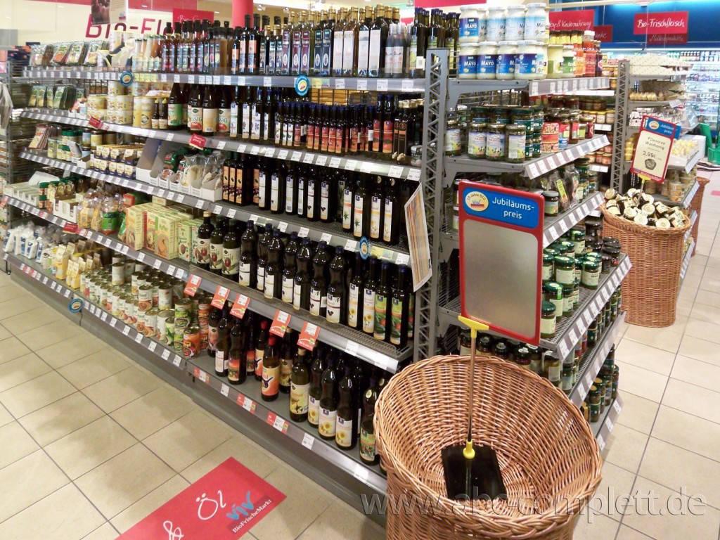 Ansicht des Geschäfts: ViV BioFrischeMarkt, lt. Referenzen Bio Supermarkt, Berlin / diverse, Foto 13
