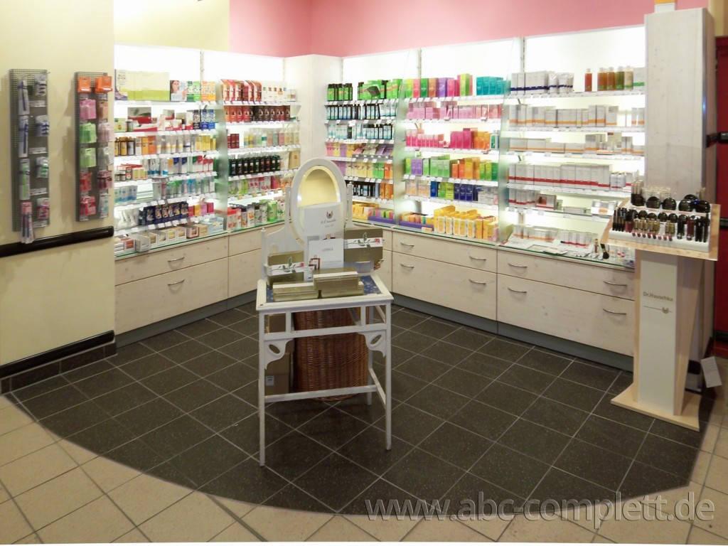 Ansicht des Geschäfts: ViV BioFrischeMarkt, lt. Referenzen Bio Supermarkt, Berlin / diverse, Foto 14