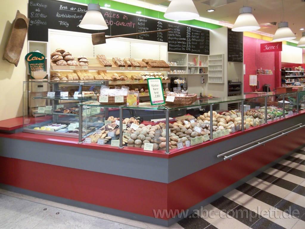 Ansicht des Geschäfts: ViV BioFrischeMarkt, lt. Referenzen Bio Supermarkt, Berlin / diverse, Foto 3