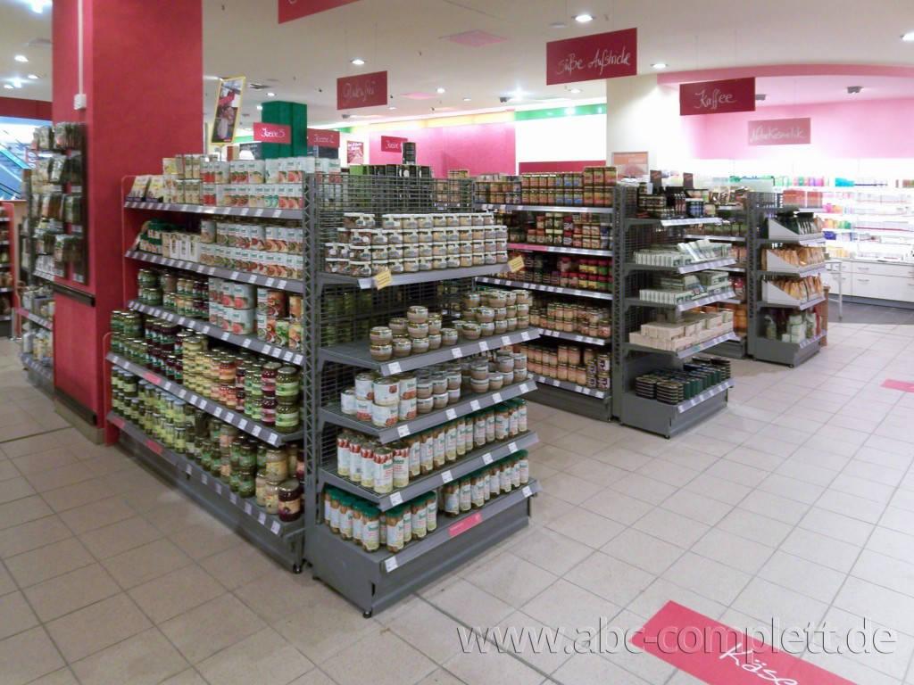 Ansicht des Geschäfts: ViV BioFrischeMarkt, lt. Referenzen Bio Supermarkt, Berlin / diverse, Foto 5