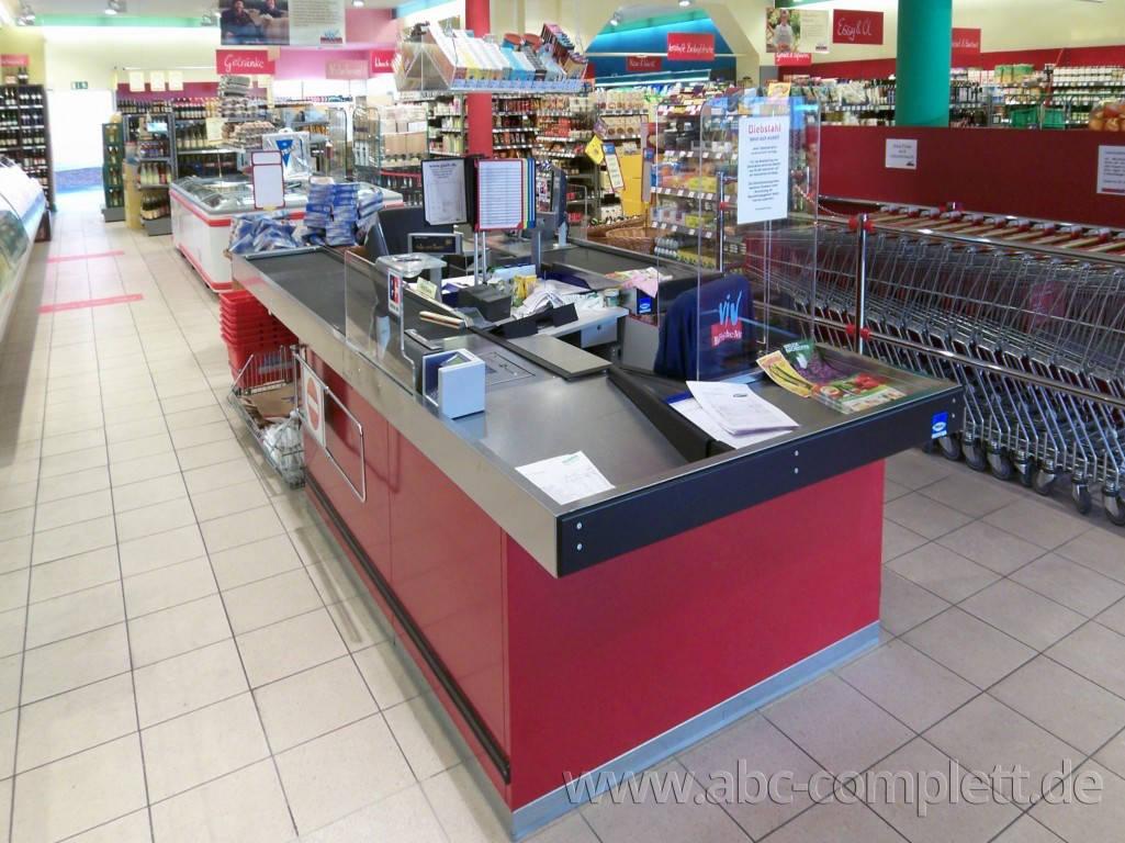 Ansicht des Geschäfts: ViV BioFrischeMarkt, lt. Referenzen Bio Supermarkt, Berlin / diverse, Foto 7