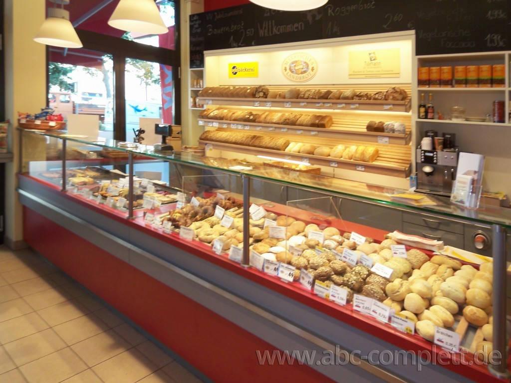 Ansicht des Geschäfts: ViV BioFrischeMarkt, lt. Referenzen Bio Supermarkt, Berlin / diverse, Foto 8