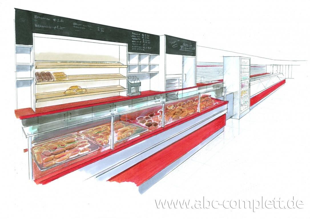 Ansicht des Geschäfts: ViV BioFrischeMarkt, lt. Referenzen Bio Supermarkt, Berlin / diverse, Foto 9
