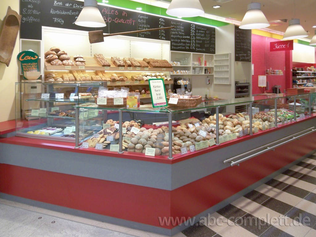Ansicht des Geschäfts: ViV BioFrischeMarkt, Backshop / Bistro, Berlin / diverse, Foto 1