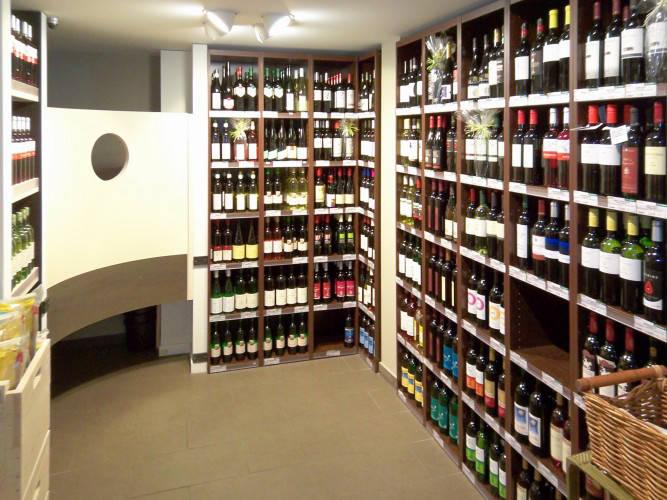 Ansicht des Geschäfts: Bio Company, lt. Referenzen Bio Supermarkt, Berlin / diverse