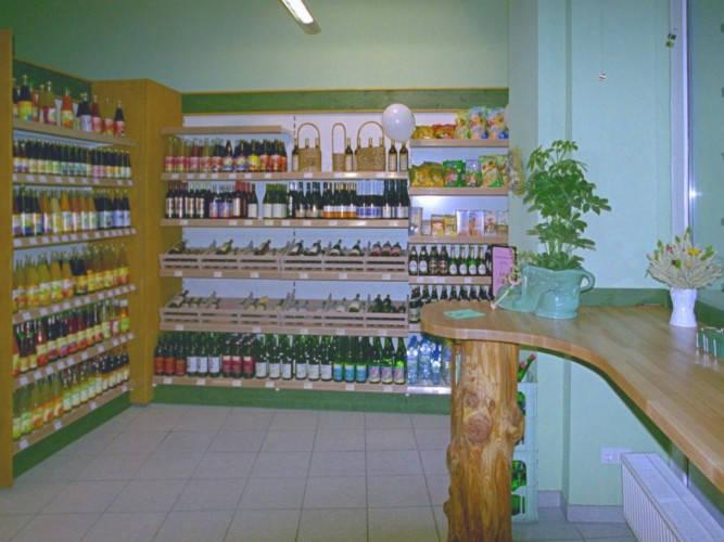 Ansicht des Geschäfts: Wald & Wiese Naturkost, Berlin / Pankow