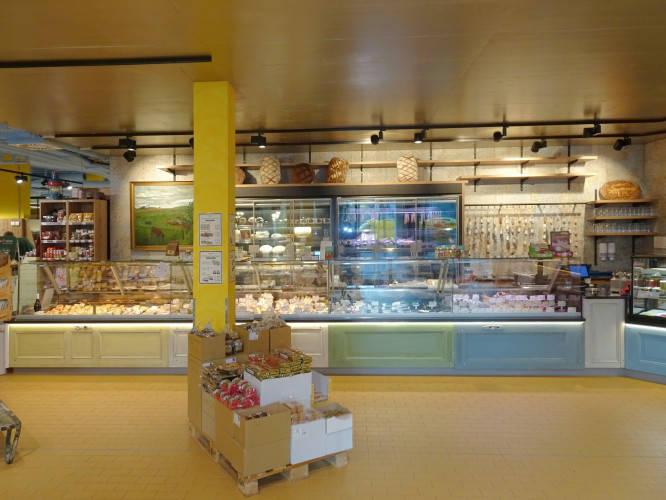 Ansicht des Geschäfts: LPG Biomarkt, lt. Referenzen Bio Supermarkt, Berlin / diverse
