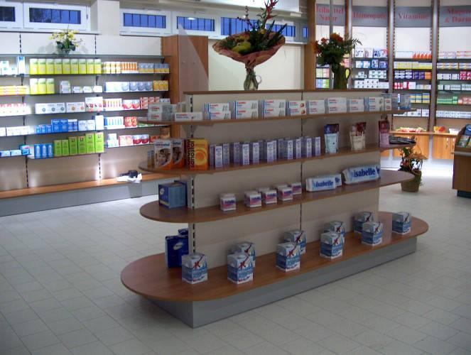 Ansicht des Geschäfts: Elstal Apotheke, Apotheke mit Drive-In, Elstal