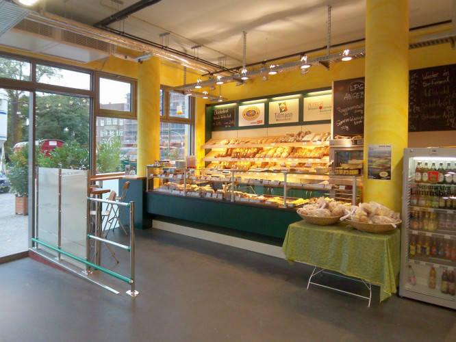 Ansicht des Geschäfts: LPG Biomarkt   lecker preiswert gesund, Kollwitzstrasse, Berlin / Prenzlauer Berg