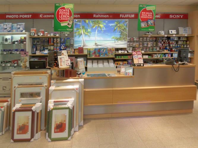 Ansicht des Geschäfts: Photo Porst, Hohen Neuendorf
