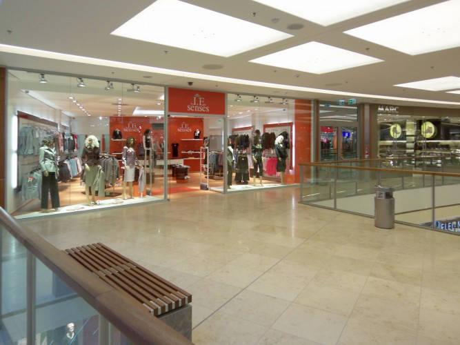 Ansicht des Geschäfts: LE Senses, Wilmersdorf Arcaden, Berlin / Wilmersdorf