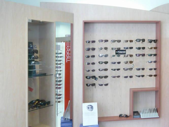 Ansicht des Geschäfts: Optiker Franke, Berlin / Karow