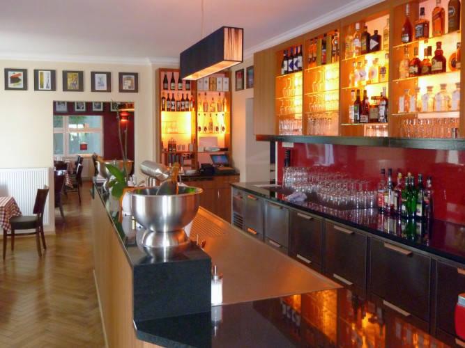 Ansicht des Geschäfts: Adermann, Restaurant, Berlin / Charlottenburg