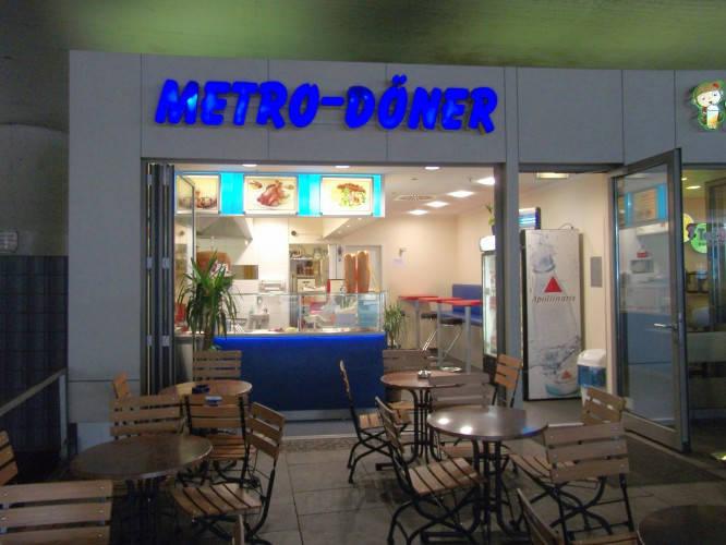 Ansicht des Geschäfts: Metro-Döner, Berlin / Steglitz