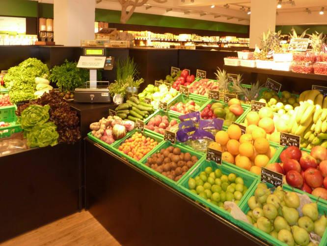 Ansicht des Geschäfts: Maran Vegan, veganer Supermarkt, Wien
