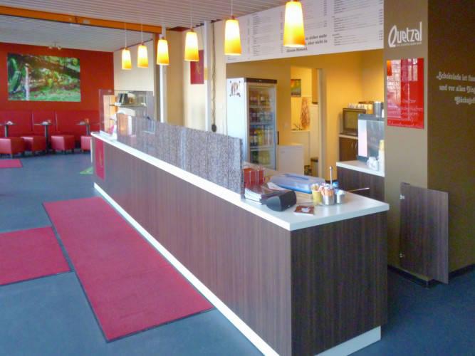 Ansicht des Geschäfts: Quetzal, Die Schokoladenbar, Chemnitz