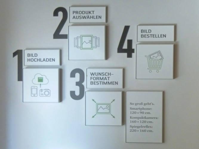 Ansicht des Geschäfts: White Wall, Design by Dan Pearlman Markenarchitektur, Berlin / Mitte