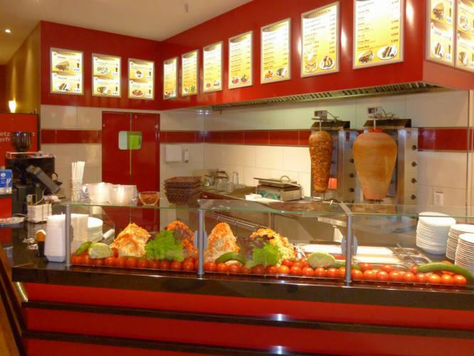 Ansicht des Geschäfts: Saray Grill, A 10 Center, Wildau