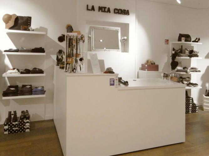 Ansicht des Geschäfts: La Mia Cosa, Wilmersdorf Arcaden, Berlin / Wilmersdorf