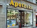 Ansicht des Geschäfts: Herder Apotheke, Berlin / Schöneberg
