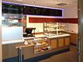 Ansicht des Geschäfts: Charité, Kiosk in der Vorklinik, Berlin / Mitte