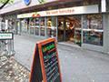 Ansicht des Geschäfts: Kompledo   Bio vom Feinsten, Umbau, Berlin / Charlottenburg