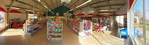Ansicht des Geschäfts: Servicebund Wurzen, Groß- und Einzelhandel, Altenbach