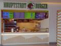 Ansicht des Geschäfts: Hauptstadt Burger, East Side Mall, Berlin / Friedrichshain